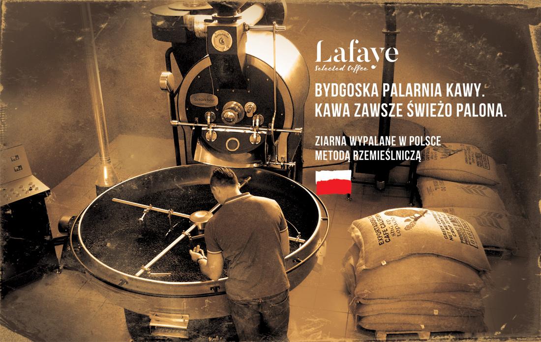 Bydgoska Palarnia Kawy Lafaye