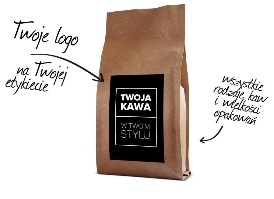 Kawa pod Twoją własną marką - wypalanie kawy, palarnia Lafaye